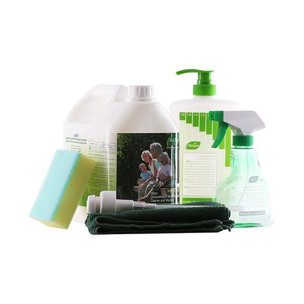 เฮลซ่า (Halsa) น้ำยาทำความสะอาดอเนกประสงค์ และซักผ้า ชนิดเข้มข้น