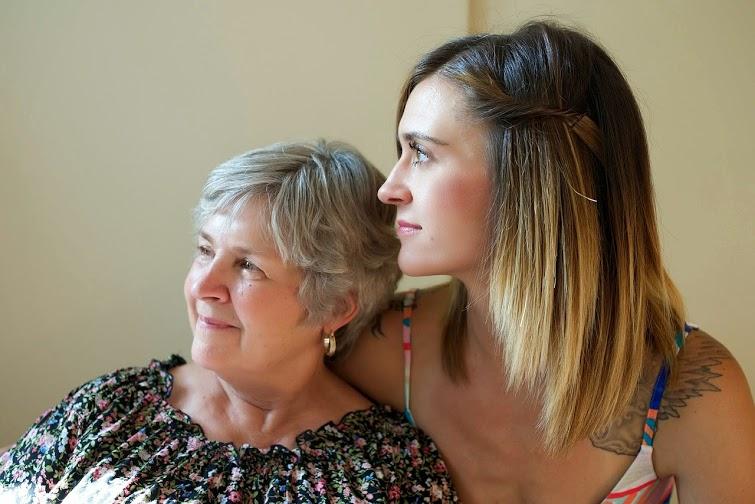 การดูแลคุณภาพชีวิตของผู้สูงอายุ