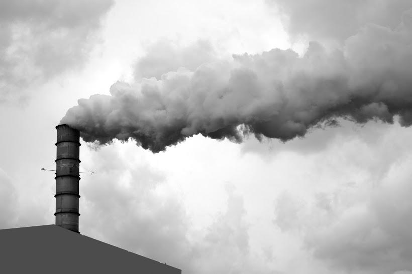ปัญหา มลพิษทางอากาศ
