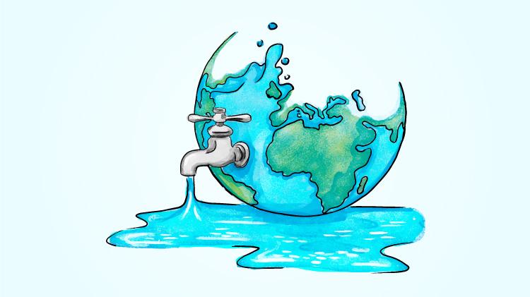 ว่าด้วยเรื่องน้ำที่หายไป Cr. Greenpeace Thailand